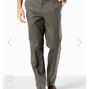 New Dockers signature khaki straight fit pants